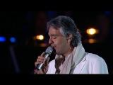Концерт Андрэа Бочелли